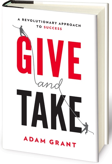Why givers (often) succeed: 5 questions for Adam Grant | Daniel H. Pink