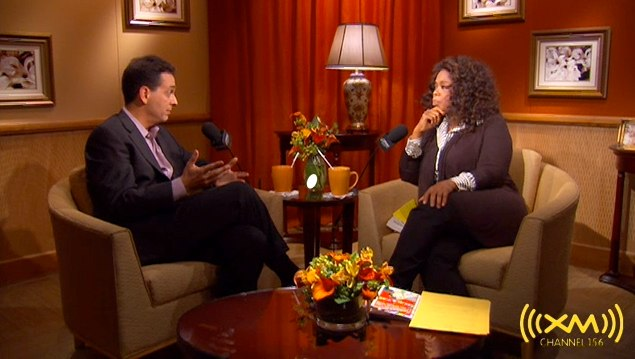 Oprah Interview from A Whole New Mind | Daniel H. Pink